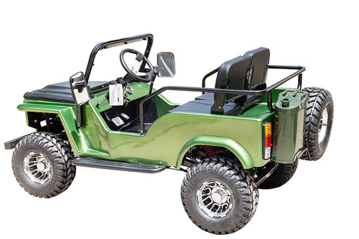 MW-125 Jeep Green LR hi