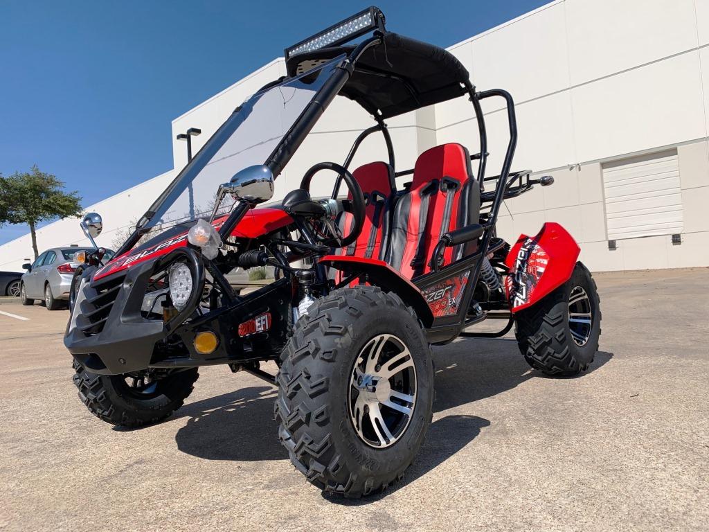 Blazer 200EX (10)