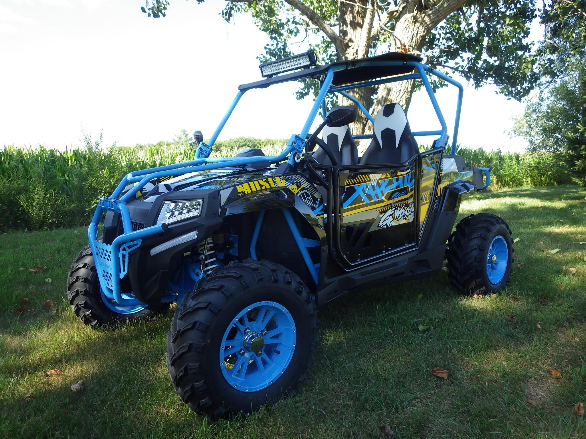BMS t-350 Blue LF