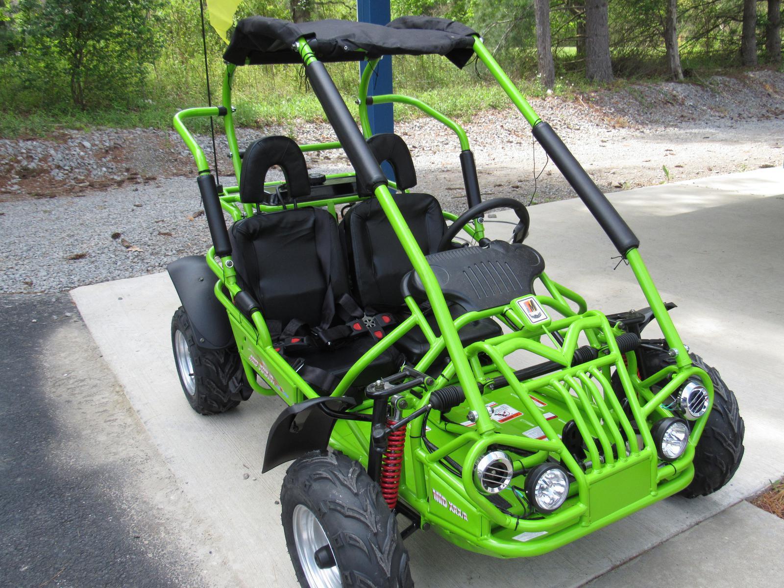Mid XRX-R Green