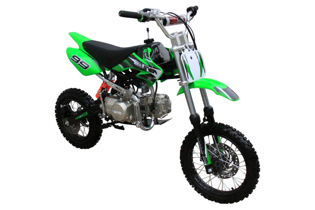 Coolster XR-125 Grn RF