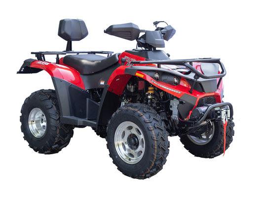Terminator 300 - Red RF