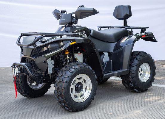 Terminator 300 - Black LF
