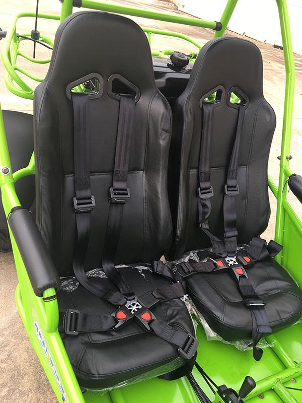 150 XRX seats
