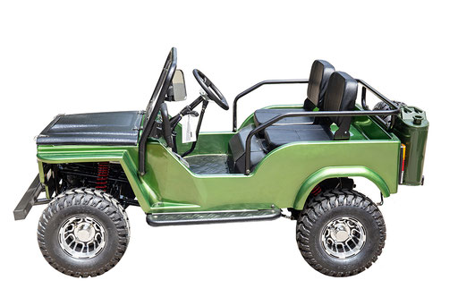 MW-125 Jeep Green Lt