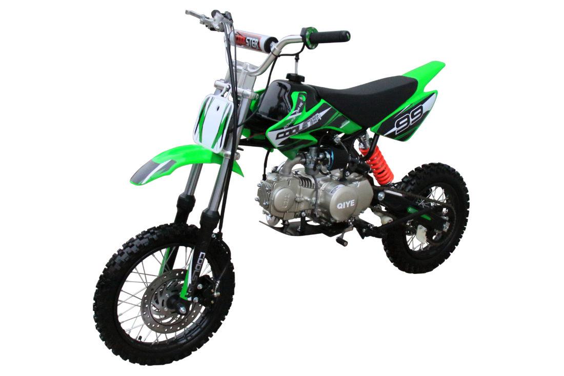 Coolster XR-125 Green LF