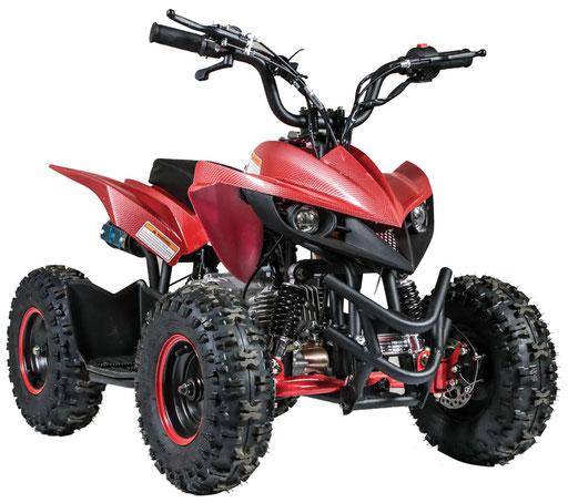 Kandi Mini Racer 60cc - Red
