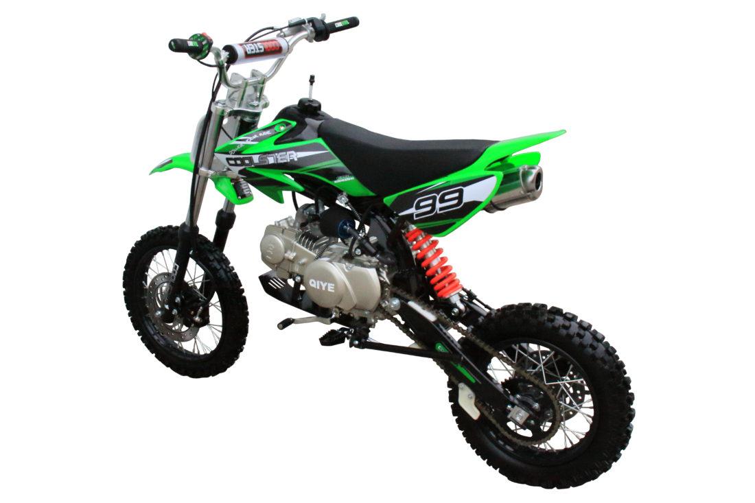Coolster XR-125 Green LR
