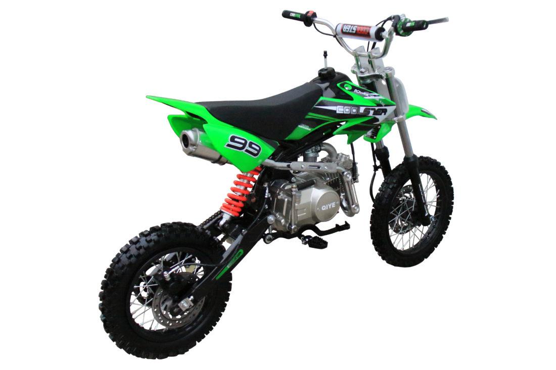 Coolster XR-125 Green RR