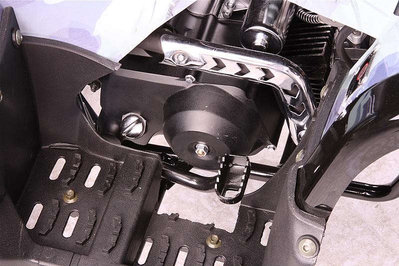 3050 D Rear Brake