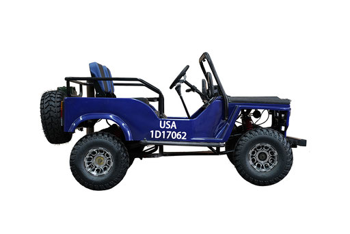 MW-125 Jeep Blue Rt