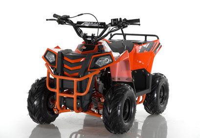 Mini Commander - Orange