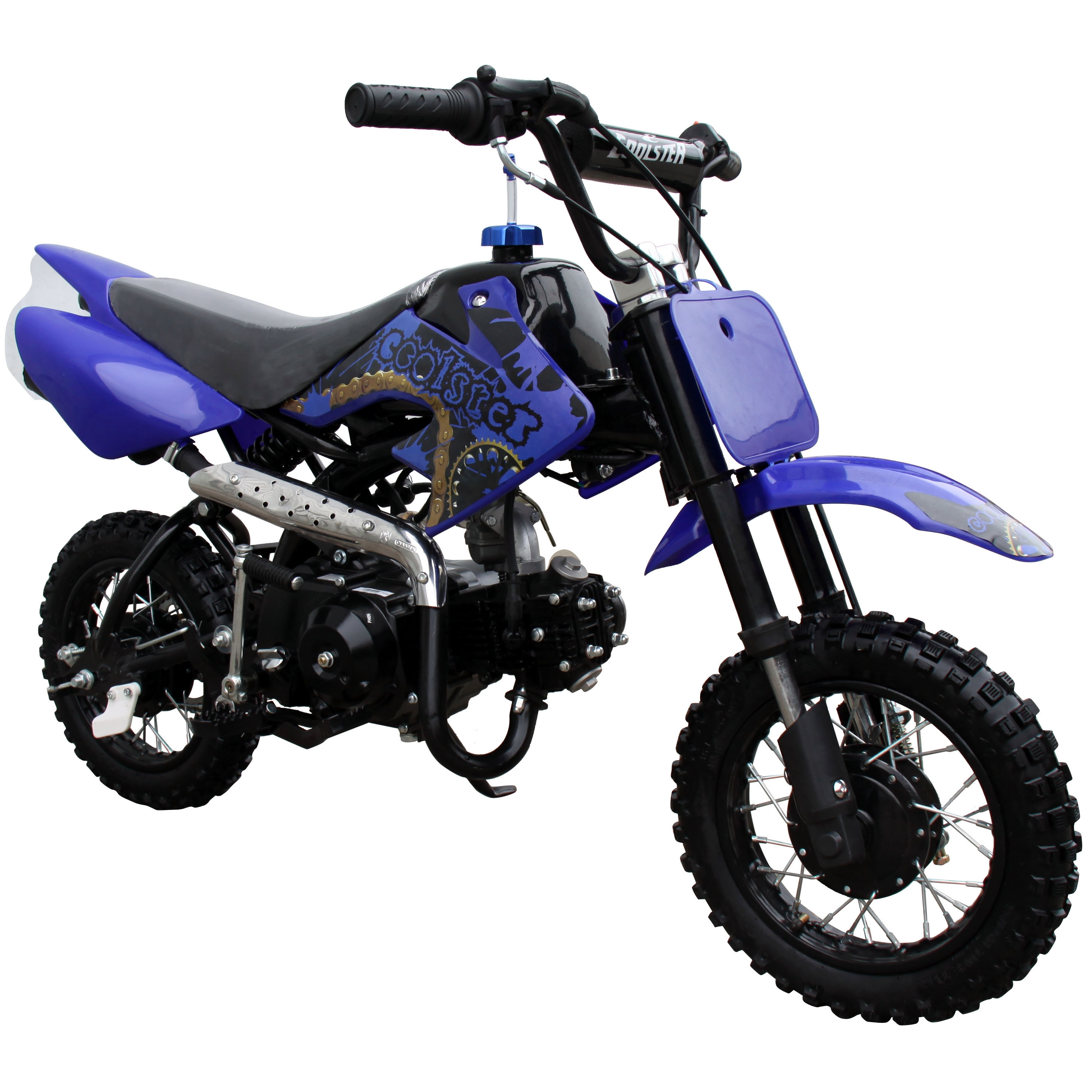 QG210 70cc Blue