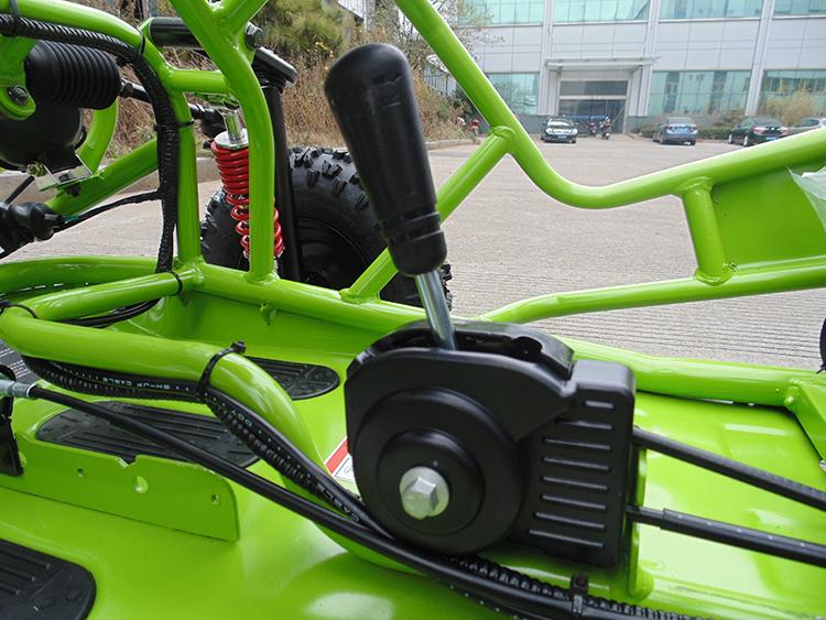 Mini XRX-R  shifter