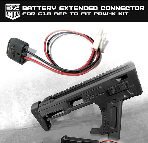 BATTERY EXTENDED CONNECTOR