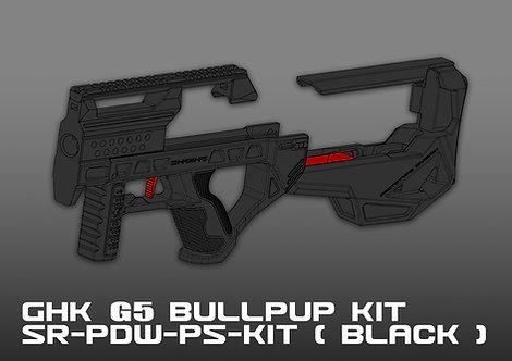 GHK G5 BULLPUP KIT ( BLACK )