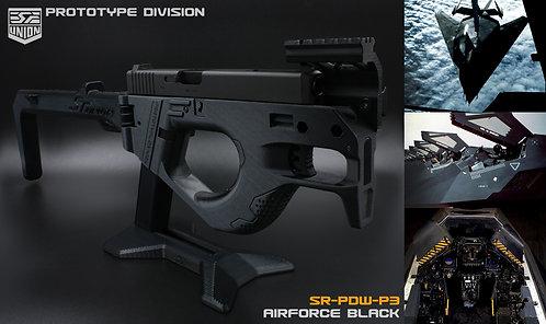 SR-PDW-P3-GUN-G35 ( AUTO VERSION ) / BK