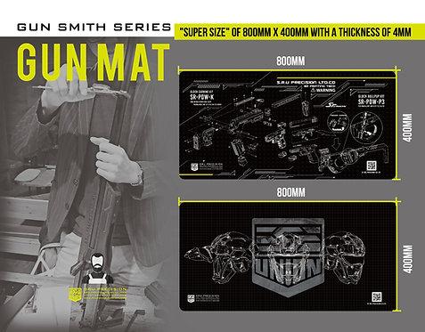 SRU Gun Mat
