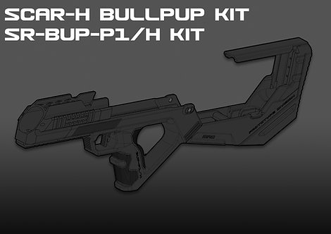 SR-BUP-P1/H-KIT-BK