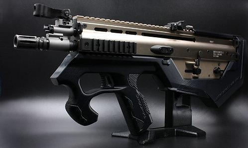 SR-BUP-P1-GUN-TAN / BK ( GAS )
