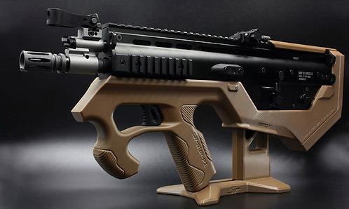 SR-BUP-P1-GUN-BK/TAN ( GAS )