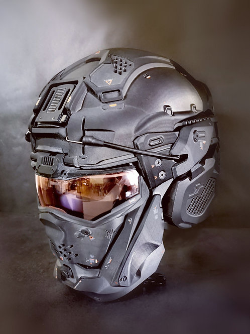 Tactical Helmet Set (include FAST Helmet)