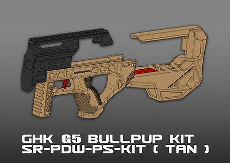 GHK G5 BULLPUP KIT ( TAN )