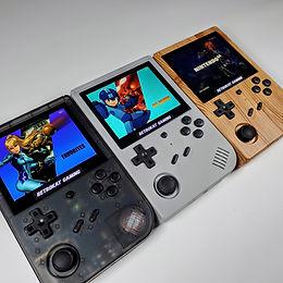 RetroKat - Z Series - Game Console + [Bonus Gift up to 40,000 Games!]
