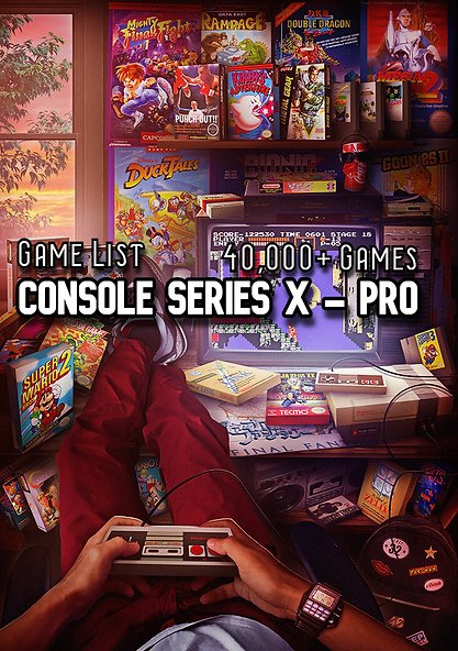 Console Series X - Pro