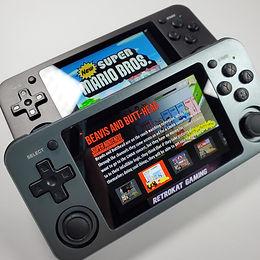 RetroKat - N Plus Series - Game Console + [Bonus Gift up to 36,000 Games!]