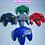 Thumbnail: RetroKat64X - Wired USB Gamepad + Micro USB adapter