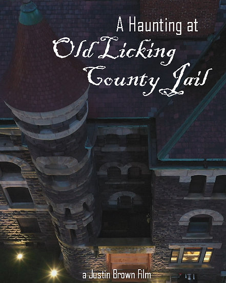 A Haunting at The Old Licking County Jail Bluray