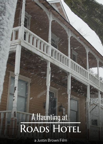 A Haunting at Roads Hotel Bluray