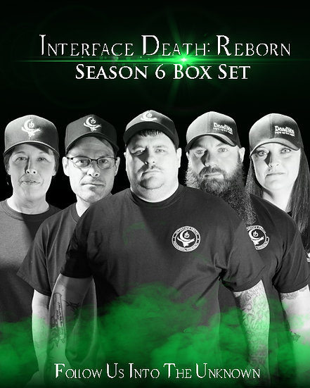 Interface Death: Reborn Season 6 Box Set