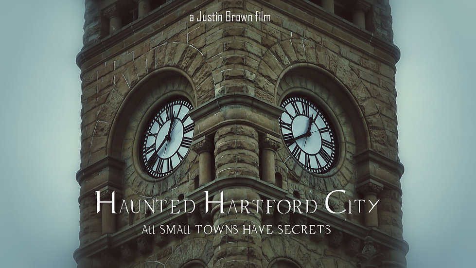 Haunted Hartford City Bluray