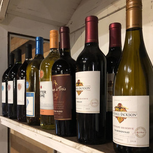We have a large selection of your wines requested by YOU!