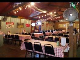 Dining at the Crawfish Barn
