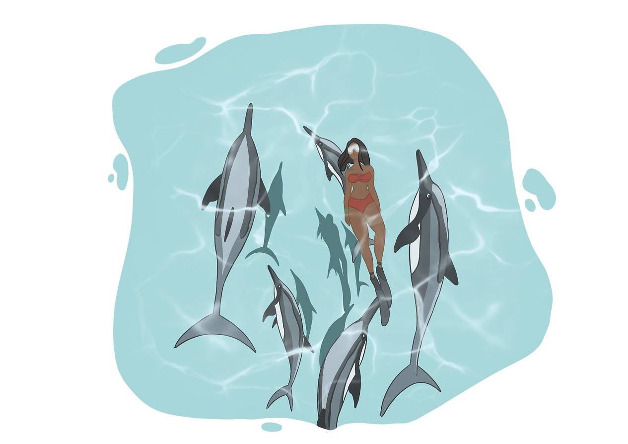 Dolphin Coaching Delphine Dépy Carron Yann Sonneck Thomas Carron