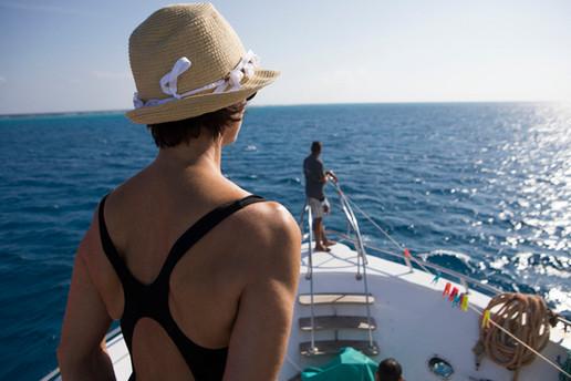 Vue imprenable sur la mer