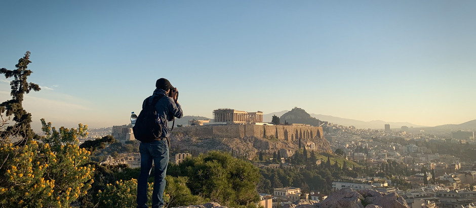 My Thoughts on the Peak Design Leash as a Travel Photographer