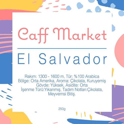 El-Salvador Çekirdek Kahve 250gr