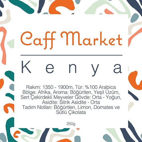 Kenya Çekirdek Kahve 250gr