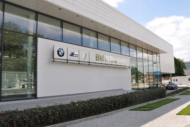 BMW à Evere