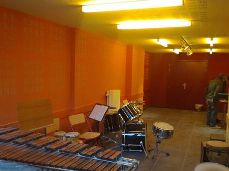 Académie de musique à Saint-Gilles