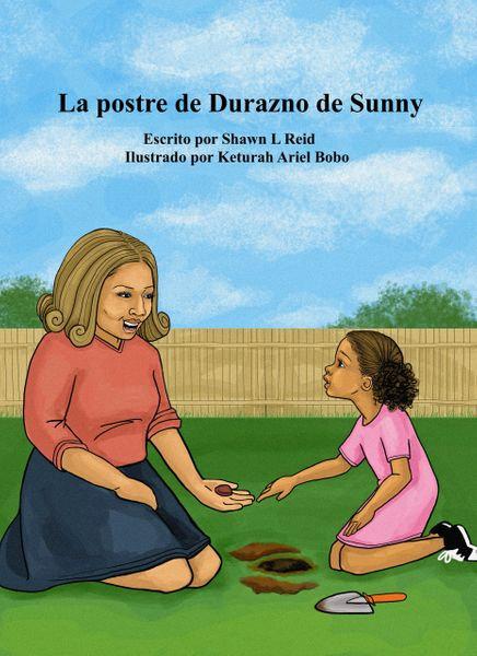 LA POSTRE DE DURAZNO DE SUNNY