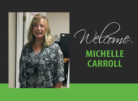 Welcome Michelle Carroll