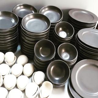 Cerâmicas para restaurante