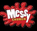 Official Messy Church logo - transparent