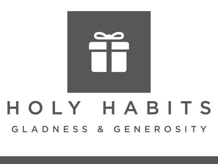Gladness & Generosity