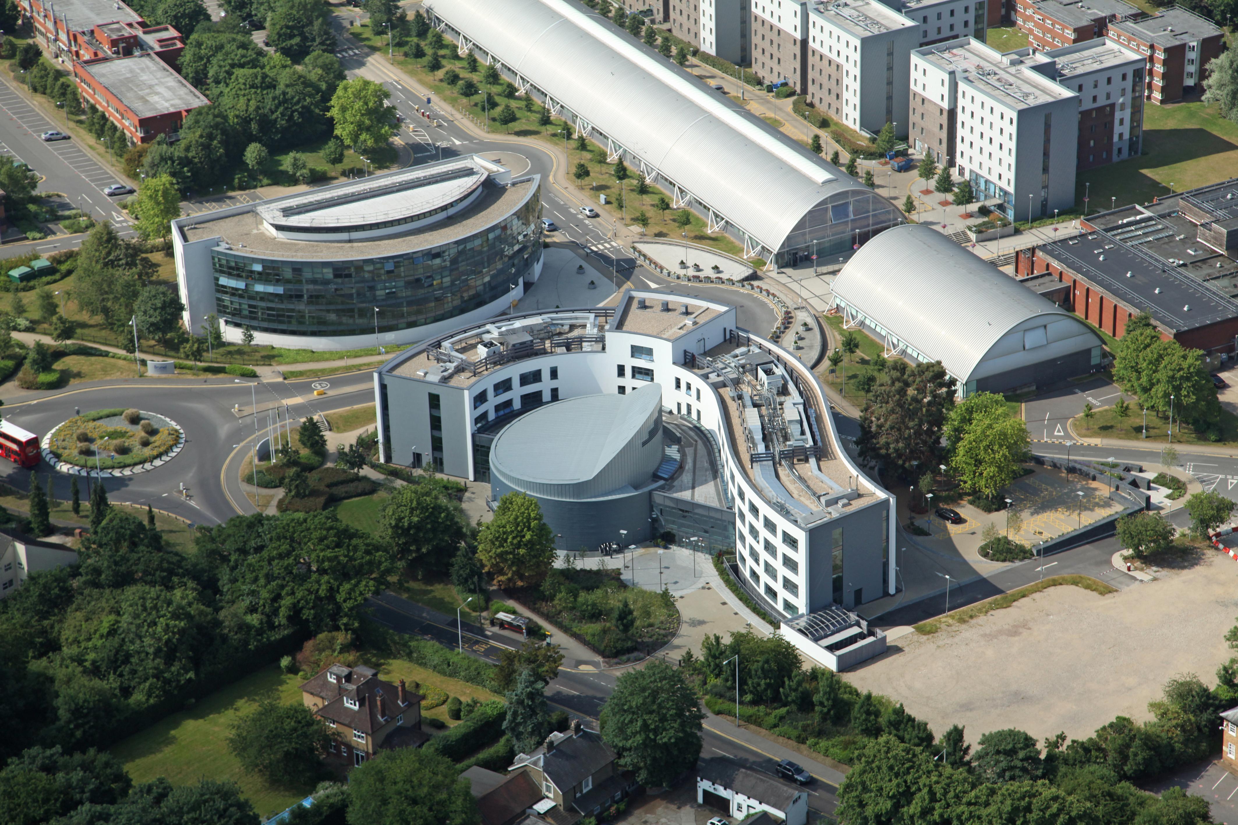 Aerial_Brunel_Campus_-05